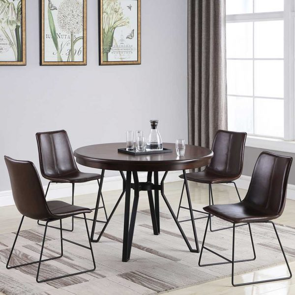 1860D Dining table set DT