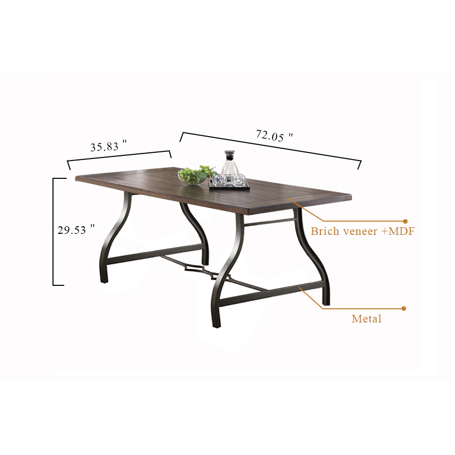 Light Cherry Dining Table Sets