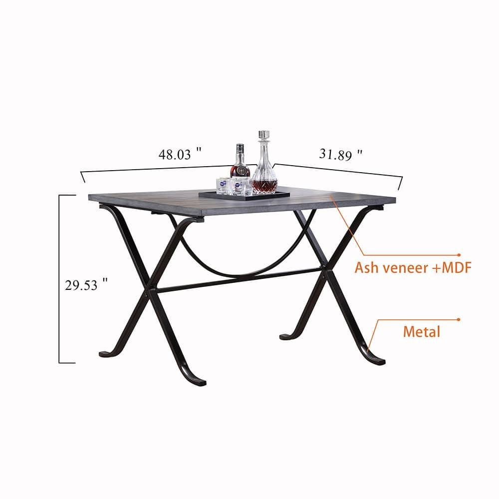 Folding Dining Table Sets Set of 503 min