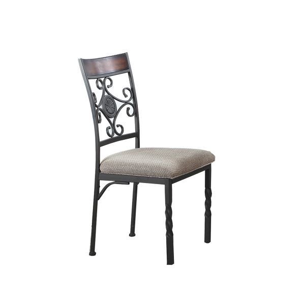 Bronze Antique Dining Chair
