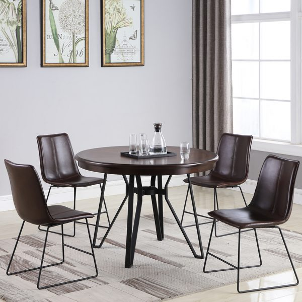 1860D Dining table set DT 1