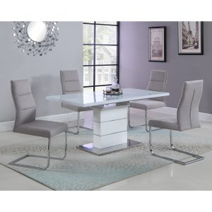 Butterfly Extentable Dining Room Sets