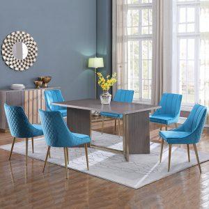 European Simple Dining Room Sets