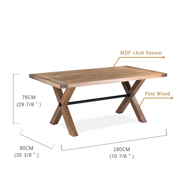 519D 尺寸 桌子
