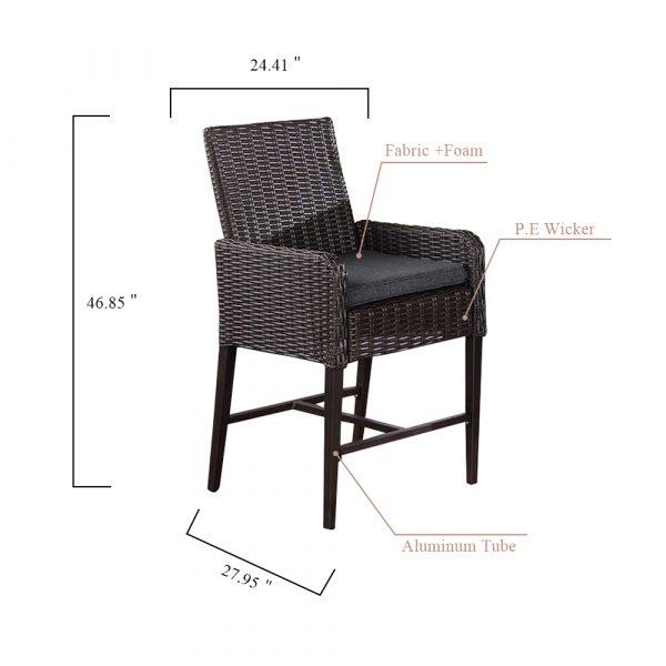 OD872 PT 椅子CM